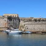Castello angioino a Gallipoli