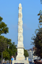 Lecce: giardino barocco