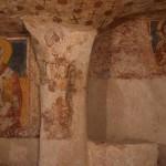 Museo di Ugento - cripta del Crocefisso