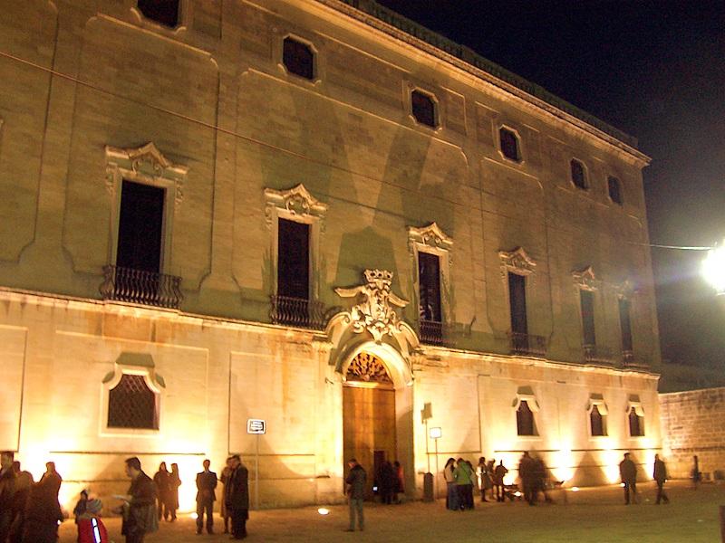 STERNATIA (LE) -Palazzo Marchesale