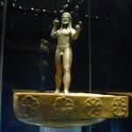 Zeus in bronzo - Museo Civico di Ugento