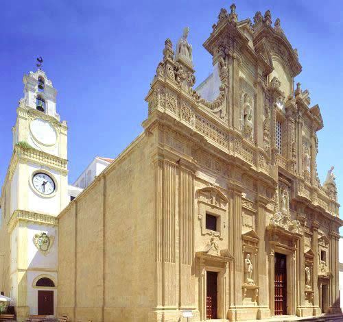 Gallipoli Cattedrale di Sant'Agata