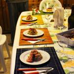ricci di mare, pesce e cozze nel b&b di IreneMarchese a Taviano nel Salento