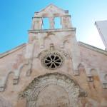 visita soleto e sternatia - portale romanico della chiesa di santo stefano di soleto
