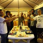 Offerte vacanze low cost b&b luglio 2017 Salento - ricci-di-mare,-pesce-e-cozze-in-b&b-IreneMarchese-nel-Salento9