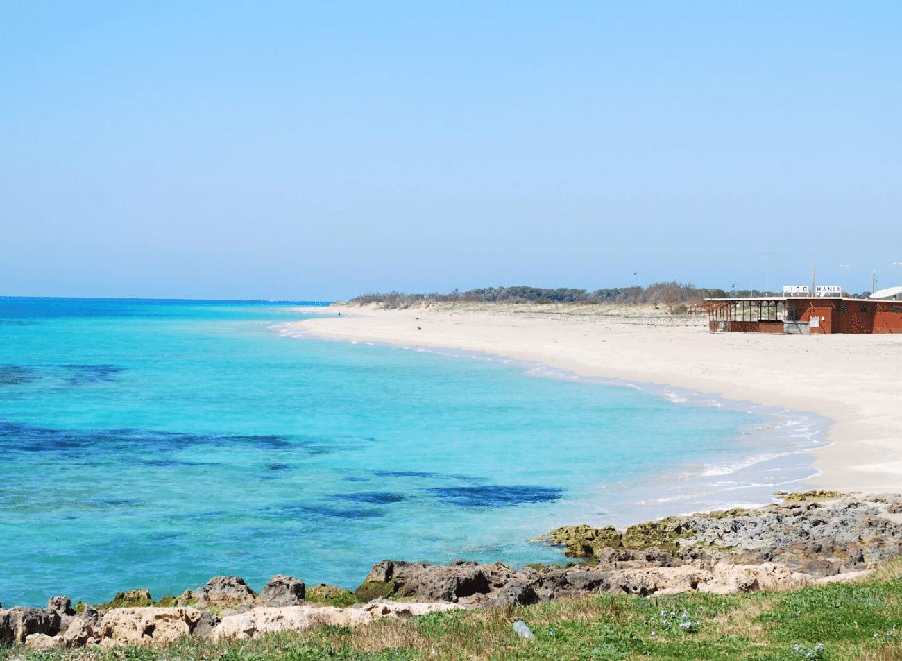 Spiaggia Le Pescoluse