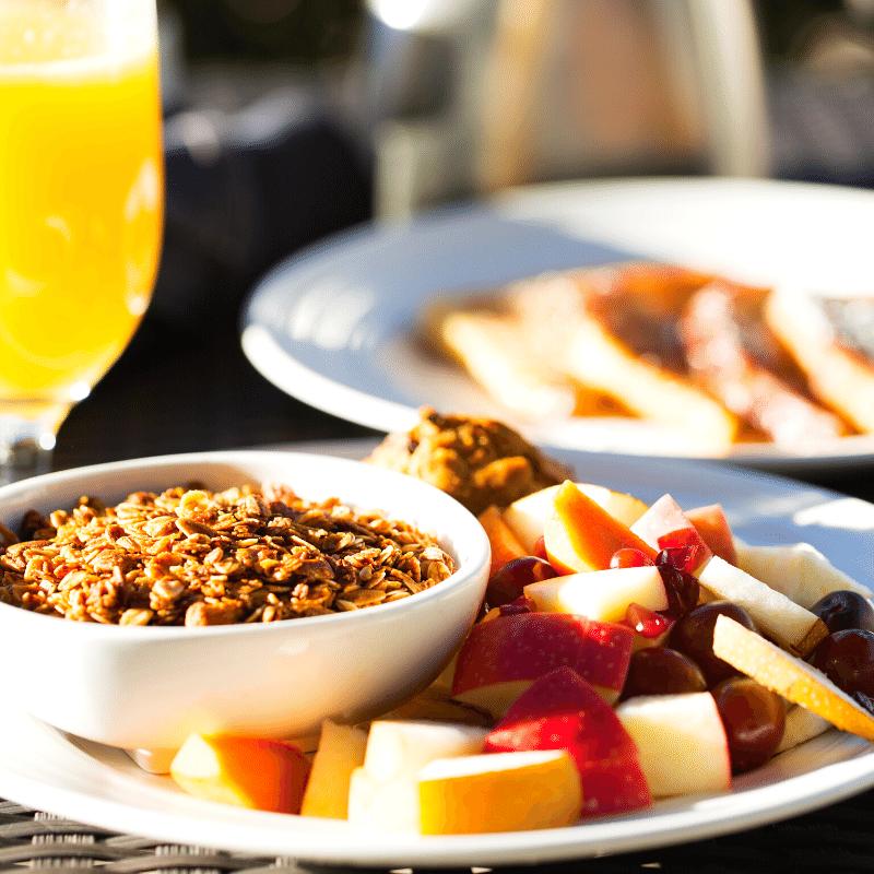 Breakfast Gluten free-Salento