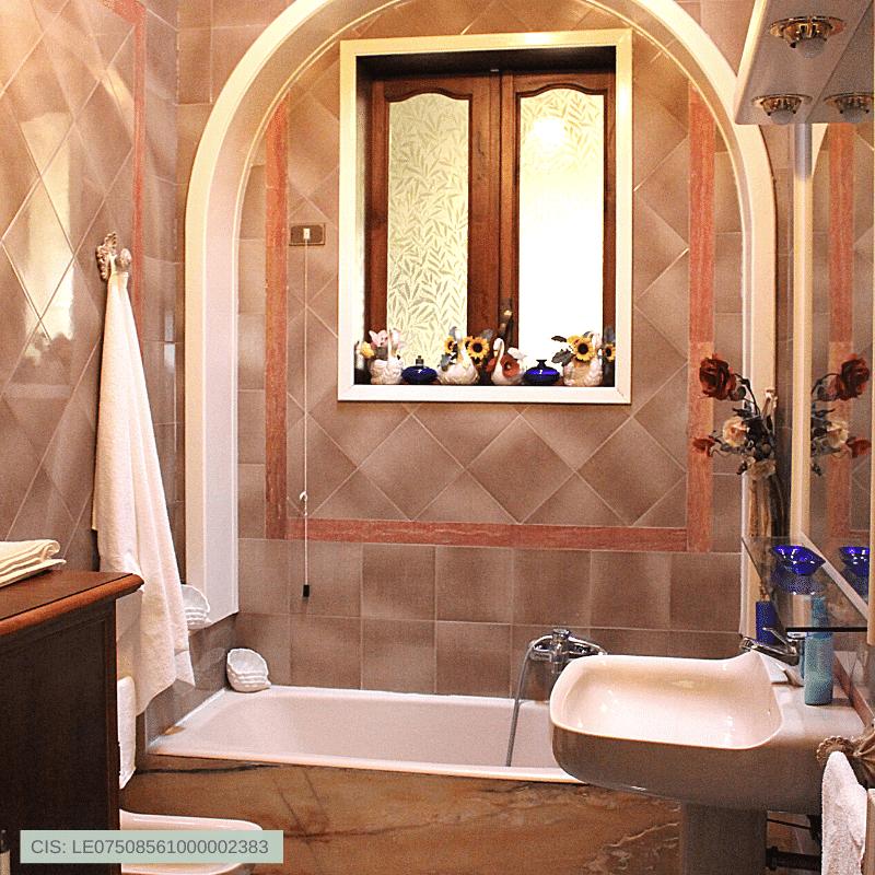 Camera Nigella - bagno