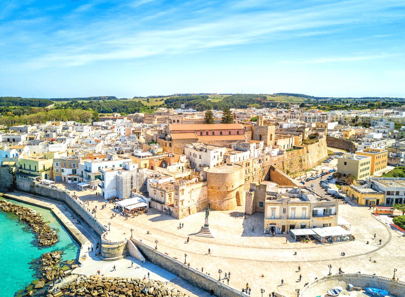 I Castelli di Gallipoli e Otranto