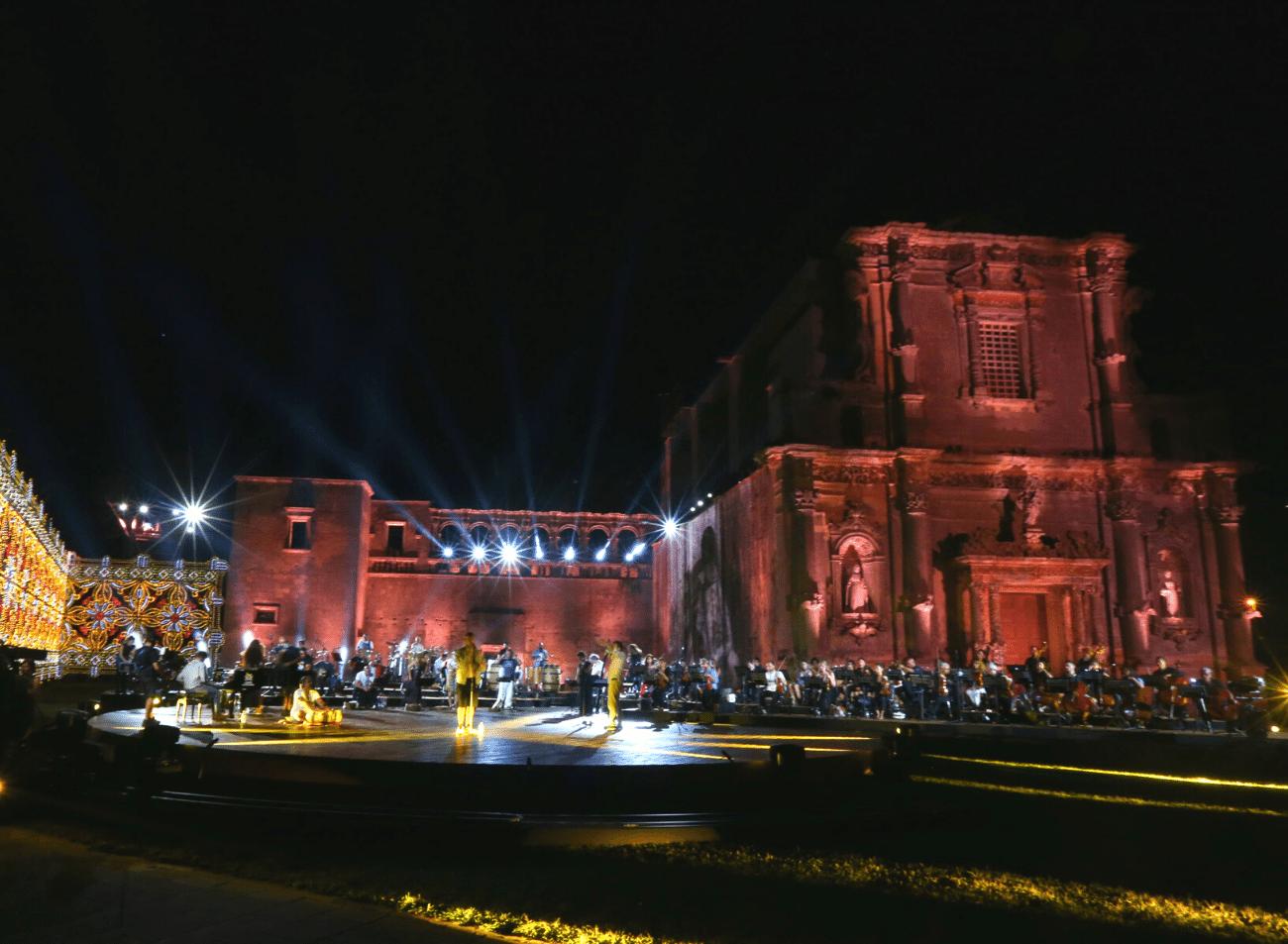 Il Festival della Notte della Taranta a Melpignano