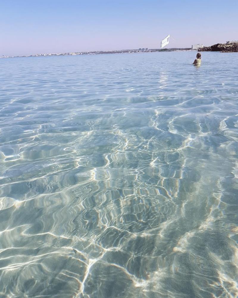 Spiaggia Baia Verde a Gallipoli 1